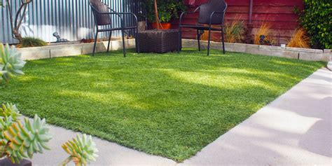lay artificial grass   lay turf