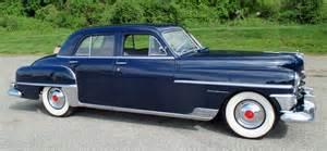 1950s Chrysler 1950 Chrysler New Yorker Connors Motorcar Company