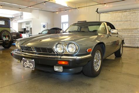1989 jaguar xj 1989 jaguar xj series xjs stock 120908 for sale near san