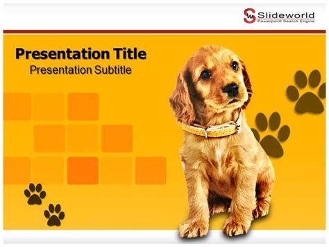pin by your slideworld on animals powerpoint presentation