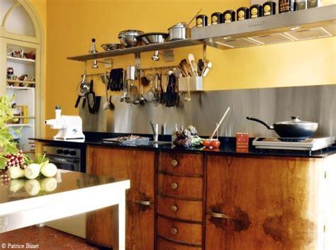 deco cuisine orange d 233 coration cuisine jaune orange