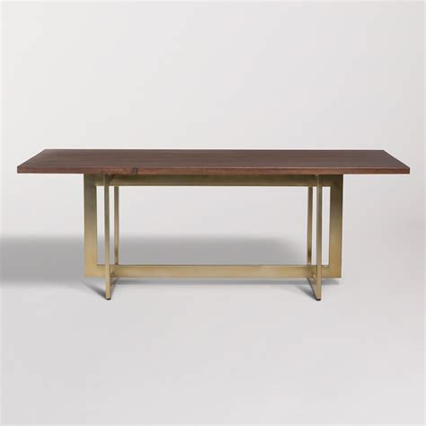 alder wood dining table manhattan dining table alder tweed furniture