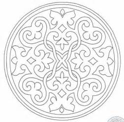 islamic patterns printable coloring pages