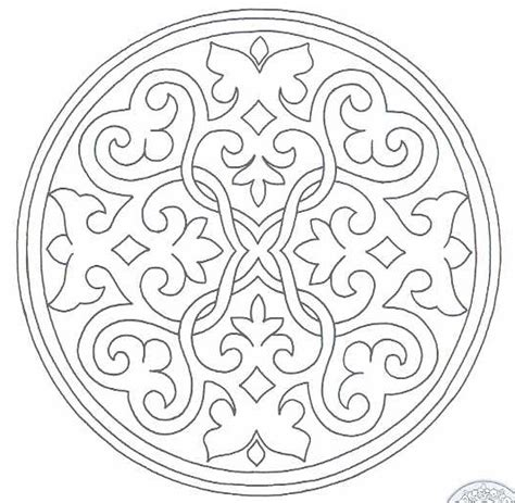 Free Printable Islamic Art | detailed christmas coloring pages very detailed coloring