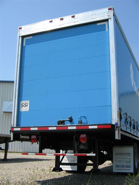 rear curtain curtainside specialty units options