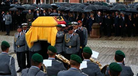 World Leaders Bid Farewell To World Leaders Bid Farewell To Germany S Kohl As For