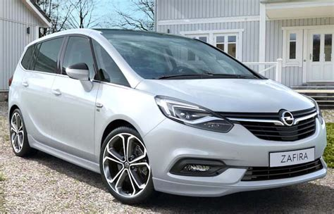 opel zafira review global cars brands