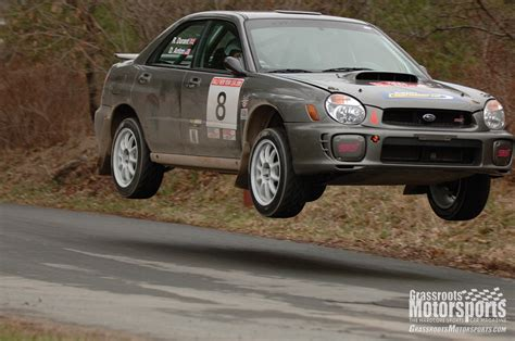 subaru rally jump online article what s it like to run stage rally