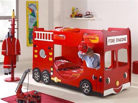 boys truck bed boys fire truck beds kids korner decor pinterest