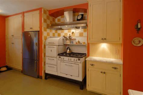 decorar cocina naranja cocinas con paredes color naranja colores en casa