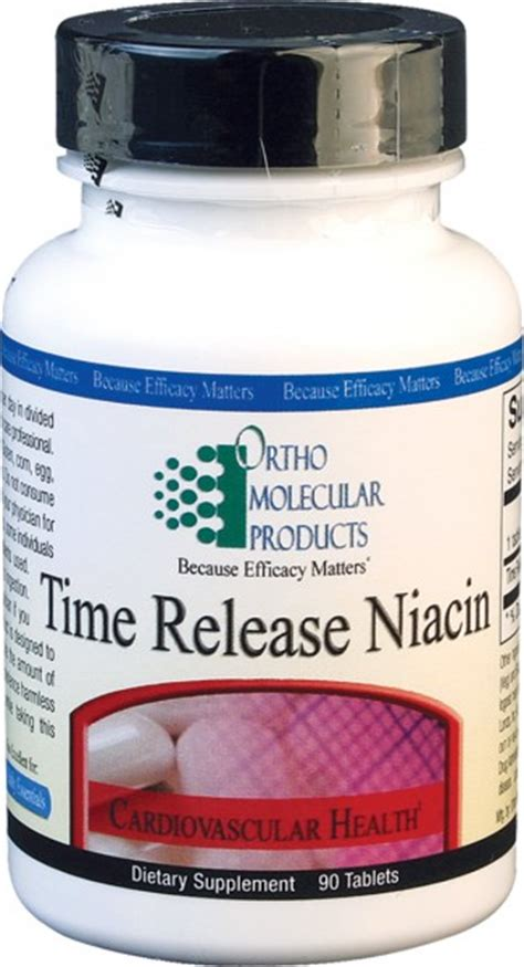 Niacin Detox Pills Side Effects by Time Release Niacin California Center Of Longevity Medicine