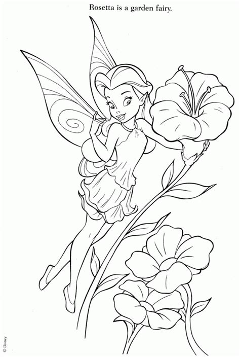 coloring pages disney tinkerbell and friends tinkerbell and fairy friends coloring pages coloring home