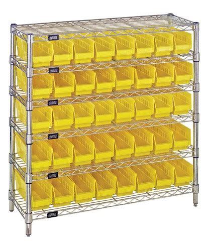 central supply plastic bin wire medical storage unit wr