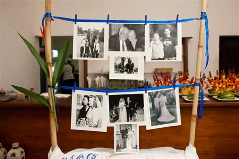 Wedding Wishes Display by Costa Rica Destination Wedding By A Brit And A