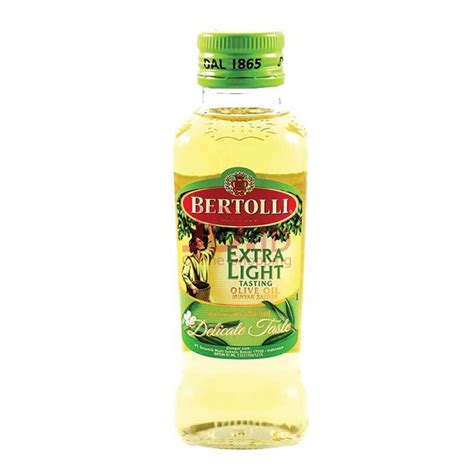 Minyak Zaitun Bertolli Light jual bertolli light olive 250ml jd id