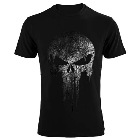 Sweater Hoodie The Puniser Best Clothing the punisher skull fashion t shirt print marvel comics supper clothes hip hop style