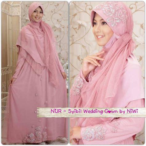 Gamis Dress Baju Muslim Murah Cewek Syari Muslimah 50 baju pernikahan islami galeri ayesha jual baju pesta
