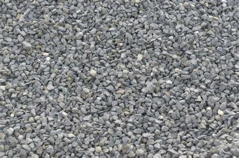 black gravel living earth