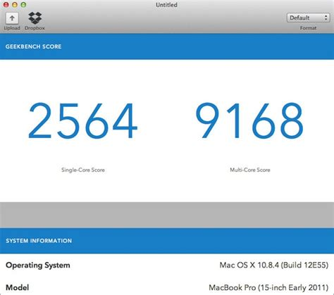 Geekbench 3 With 15 New Benchmark Tests Released For Mac Ios And More Mac Rumors