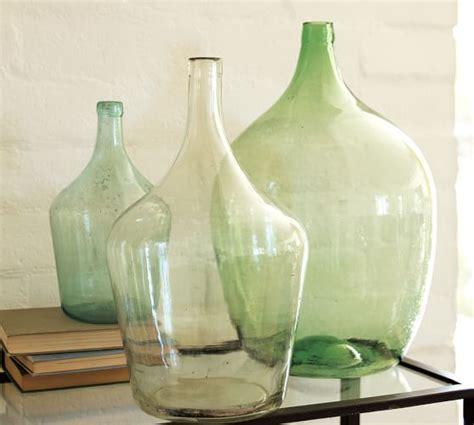 Oversized Wine Glass Vase by Pb Found Oversized Wine Bottle Pottery Barn