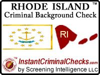Ri Criminal Record Check Rhode Island Criminal Background Checks For Employment