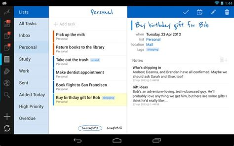 best to do list app top 3 best to do list apps for android geektor