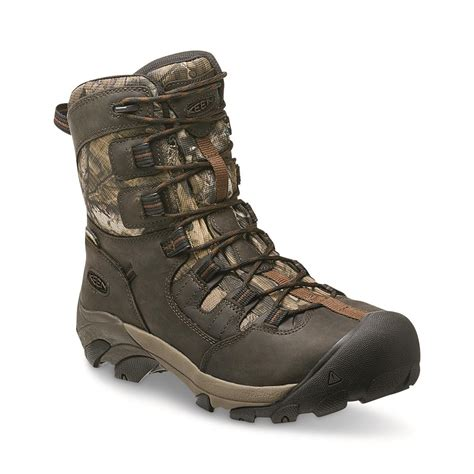 keen work boots for keen utility s detroit 8 quot waterproof work boots