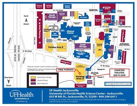uf parking map uf health jacksonville map swimnova