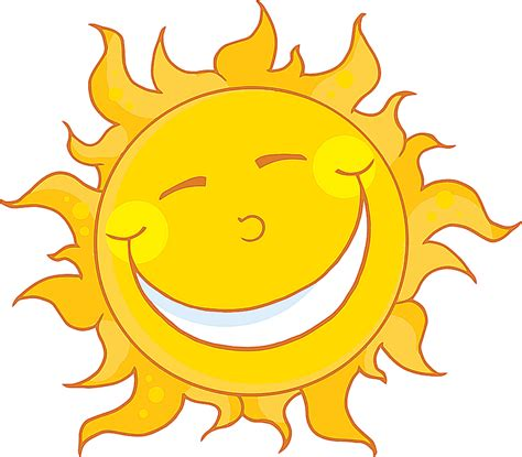 clipart sun free sun clip to brighten your day