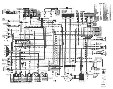 honda gl500 wiring diagram honda get free image about
