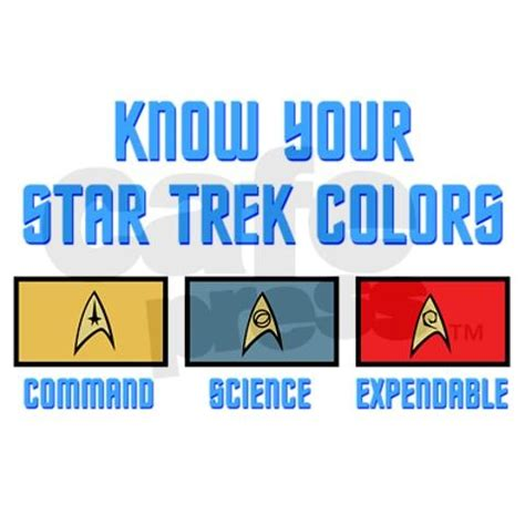 trek shirt color meaning 43 best images about all things trek wars on