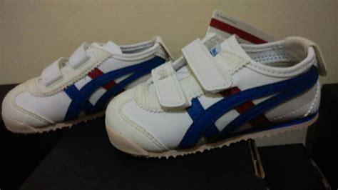 Sepatu Asics Onitsuka Tiger Import 1 jual sepatu anak asics onitsuka tiger original sang sport