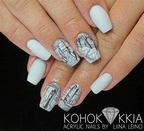 Design Ideas For Acrylic Nails