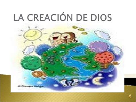 imagenes hermosas de la creacion de dios la creaci 243 n de dios