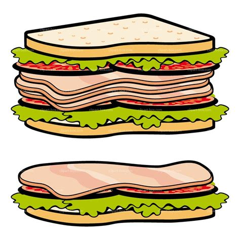 Sandwich Clip by Free Sandwiches Cliparts Free Clip Free