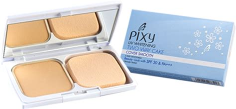 Bedak Pixy Two Way Cake Cover Smooth pixy two way cake cover smooth menghadirkan terobosan