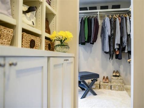maximum home value storage projects closets hgtv