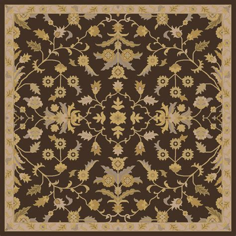 8 Square Rugs by Surya Caesar 8 Square Dunk Bright Furniture Rug