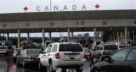 Crossing Canadian Border With Criminal Record Don T Let A Dui Stop A Or Fishing Trip To Canada
