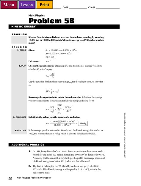 holt physics section review holt physics worksheet answers letravideoclip
