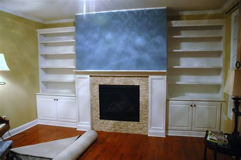 room bookcases built