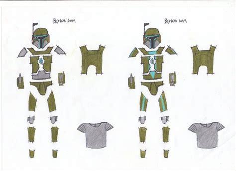 mandalorian armor colors 32 best images about mandalorian armor on