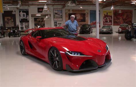 toyota ft 1 concept on leno s garage