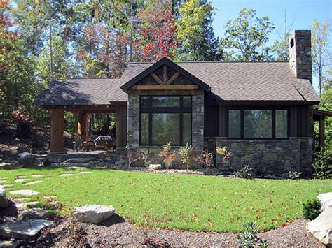 small weekend house plans