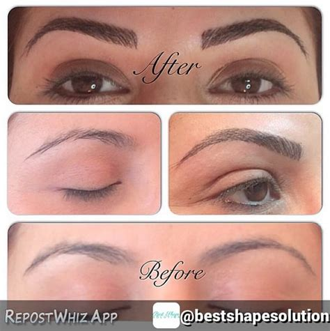 tattoo eyebrows ta fl best shape solution med spa and wellness center 17