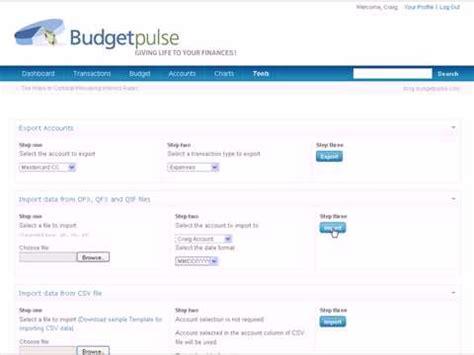 quicken tutorial youtube import quicken or ms money formats youtube