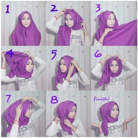 48 cara memakai kerudung pashmina hijab tutorial 2017 24 tutorial hijab pashmina terbaru 2018 simpel modis