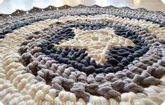 zpagetti anleitung teppich 220 ber 1 000 ideen zu strickteppich auf