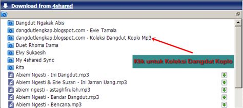 download mp3 dangdut unilah download lagu dangdut sera pengantin baru