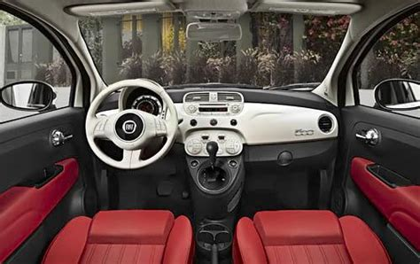 Best Home Interior Design Images 187 2012 Fiat 500 Convertible Interior Best Cars News